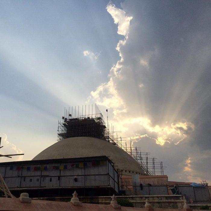 Bouddha Stupa (Bouddha)