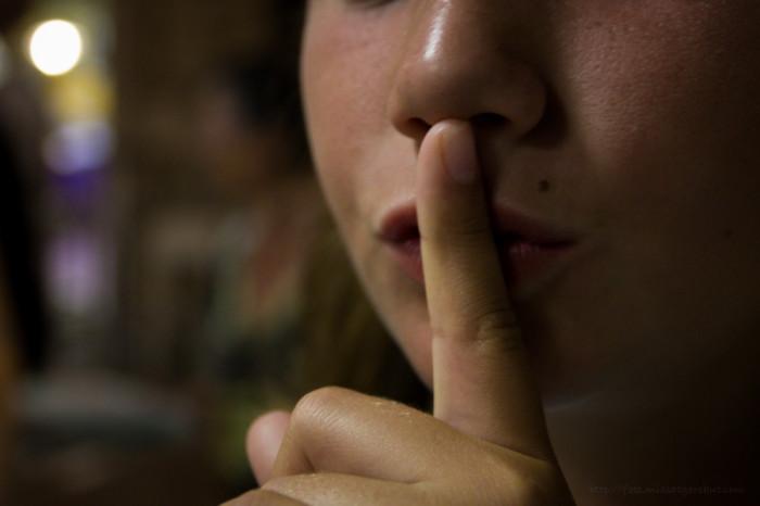 Silenci © Clara.GO