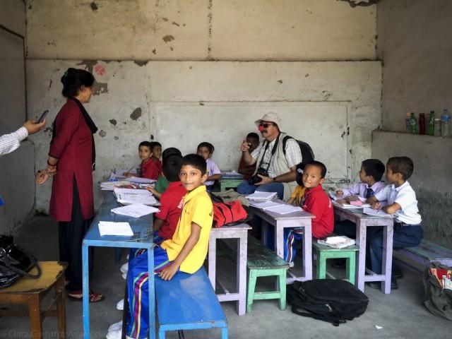 © Clara.GO - Alberto-visit-Martyrs-school