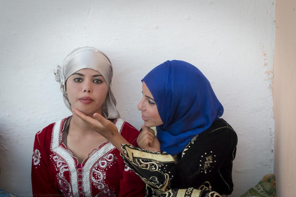 © Clara.Go-Moroccan-Women-