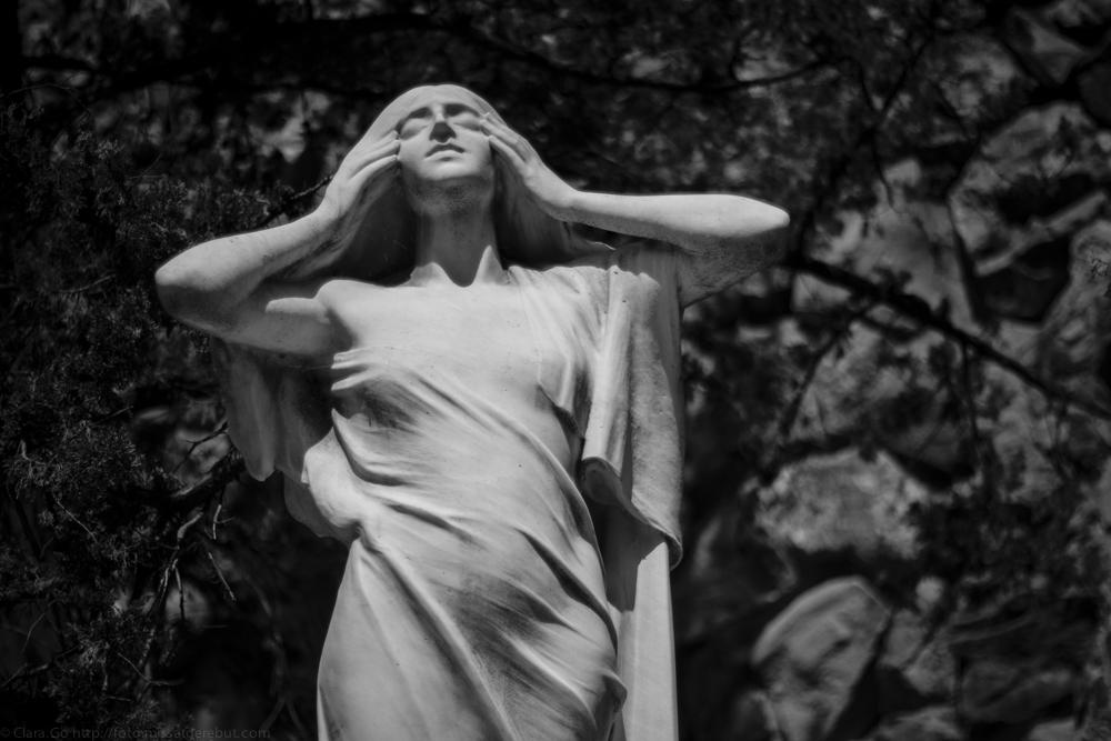 © -Clara.GO - El caminante a la muerte - Hermann Hesse