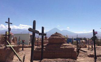 Life is eternal return. Licancaur And Juriques volcano