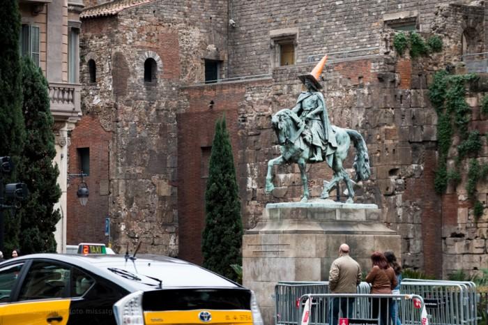 The wizard Jaume I Jaume I El bruixot © Clara .Go