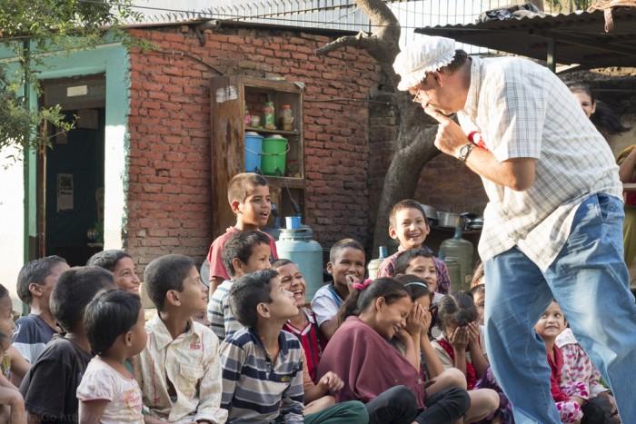 © Clara GO - Estrena Mundial a kathmandu del Gran Kara-Basa Magic!