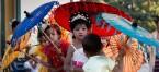 © Clara GO - shinbyu parade bawdhitahtaung